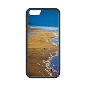 Hard back shell with Beach logo for iPhone 6 4.7''