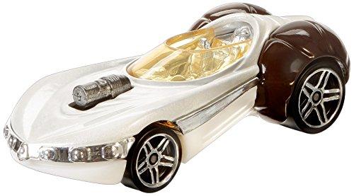 Hot Wheels Princess Leia Vehicle