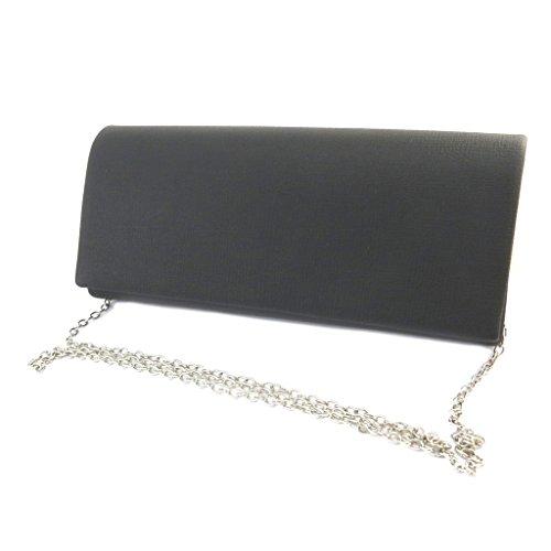 'scarlett'negro 5x10 Bolsa 5x5 24 Cm 6pHw1xZSq
