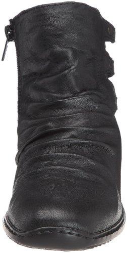 Z3883 Femme Noir Classiques Bottines 00 Rieker gvdn8RR
