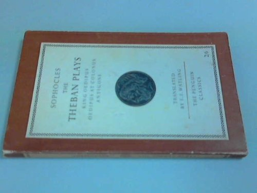 Download Sophocles The Theban Plays Book Pdf Audio Id Oaiytom