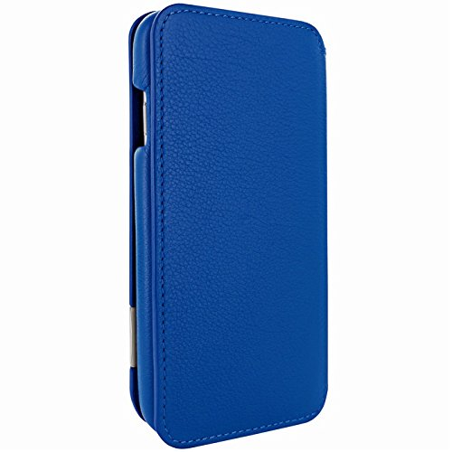 "Piel Frama ""framaslimmagnum"" Leder Case für Apple iPhone 6/6S – Blau"