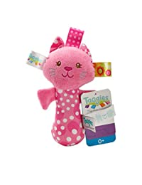 Mary Meyer Taggies Kandy Kitty Rattle BOBEBE Online Baby Store From New York to Miami and Los Angeles