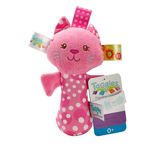 Mary Meyer Taggies Kandy Kitty Rattle