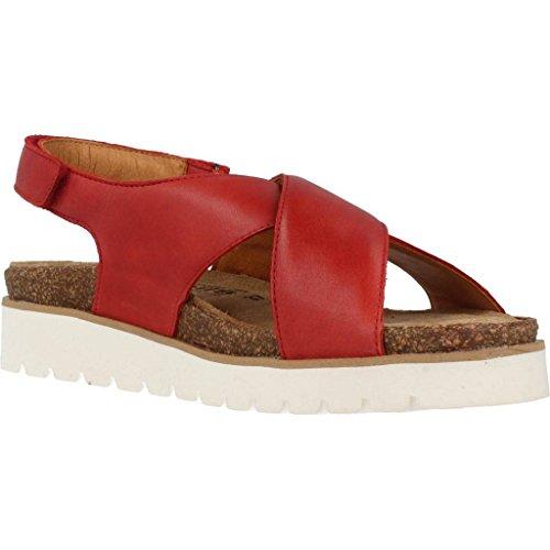 Thelma Le E Le Sandali Rosso Ciabatte Donne Donne Modello Colore Mephisto Sandali Marca Rosso M E Per Ciabatte Per a55gw6