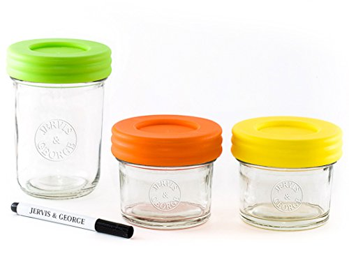 4oz glass storage container - 9