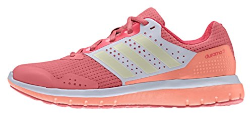 Blush Running shock dust super Femme 7 Red Adidas Rouge Duramo Met De W Chaussures 6nzqXw