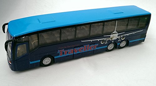 Teamsterz City 1:50 Scale City Coach Diecast Bus Toy by HTI