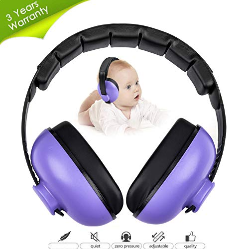 Cancelling Headphones Protection Earmuffs Reduction product image