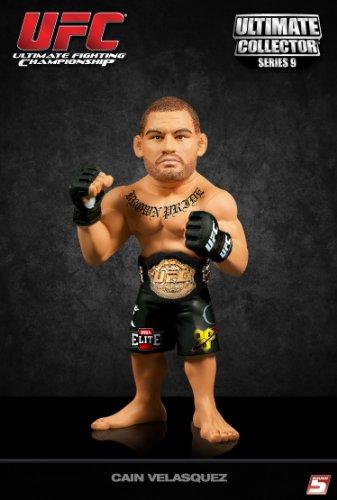 UFC Ultimate Collector Series 9 Cain Velasquez (Championship Edition with Belt) (Best Of Cain Velasquez)