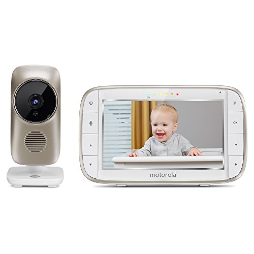 motorola mbp845connect video baby monitor with wi fi babies and kiddos. Black Bedroom Furniture Sets. Home Design Ideas