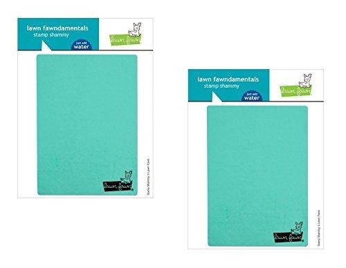 Lawn Fawn Fawndamentals Stamp Shammy (2 Pack) by Lawn Fawn