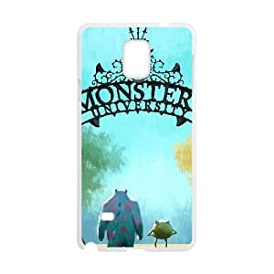 Samsung Galaxy Note4 N9108 Phone Case Cartoon Monsters University Protective Cell Phone Cases Cover DFJ098510
