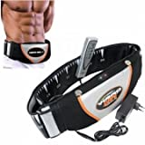 Vibro Vibration Heating Fat Burning Slimming Shape Belt Massager by Youngstore
