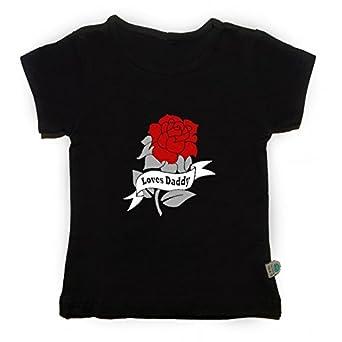 Les Petites Terreurs - Camiseta del tatuaje papá Rose - PER-TS-008 ...