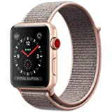 Nylon straps for Apple Watch sport loop band 38mm-Multicolour