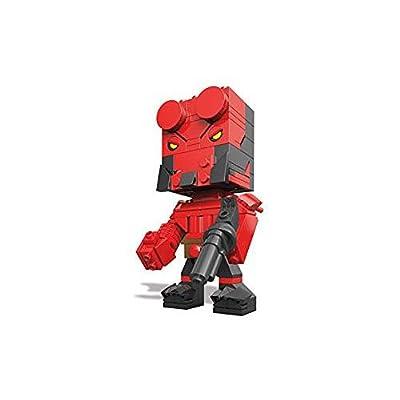 Mega Construx Kubros Hellboy Building Kit: Toys & Games