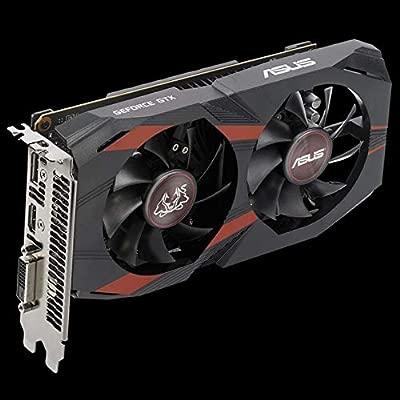 FGHGFCFFGH ASUS ROG Strix GeForce GTX 1050 Ti 4GB GDDR5 Advanced ...