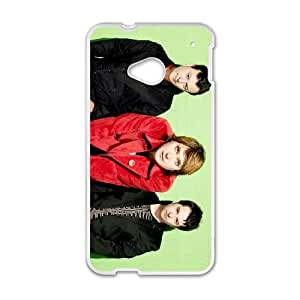 HTC One M7 Cell Phone Case Covers White Manic Street Preachers Kaend