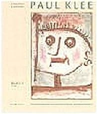 Paul Klee Catalogue Raisonné : Werke 1939 : Tome 8 par Berne Paul Klee Foundation Museum of Fine Arts