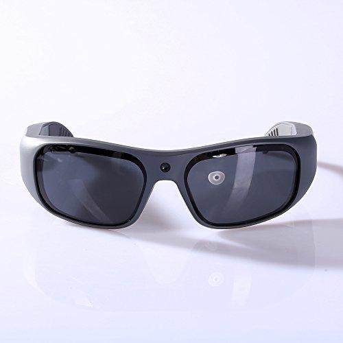 GoVision Apollo 1080p HD Camera Glasses Water Resistant Video Recording Sport Sunglasses - - Spy Dealers Sunglass
