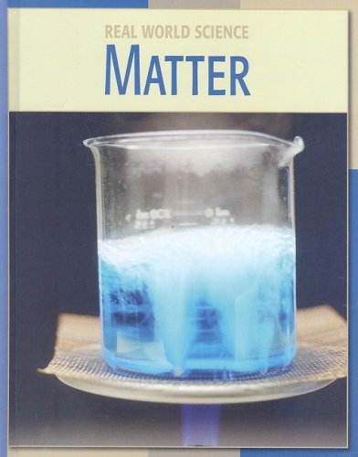Matter (Real World Science) ebook