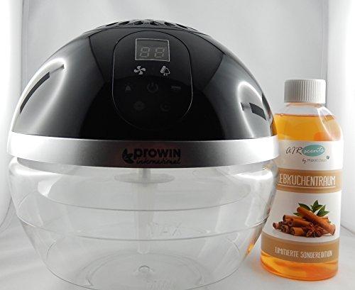 Prowin air bowl 2 u2013 luftreiniger der neuen generation mit uv