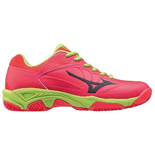 Tennis Pour Chaussures De Rose Garçon Mizuno nAwRYCPqC