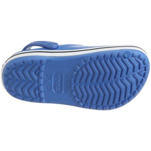 crocs Unisex-Kinder Crocband Kids Clogs Blau (Sea Blue)