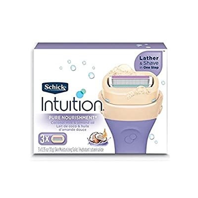 Schick Intuition Cartridges