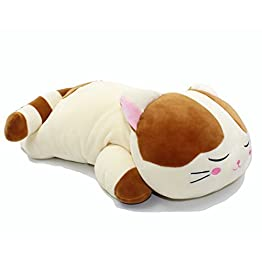 Cat Plush Pillow - 23.5 Inches 5