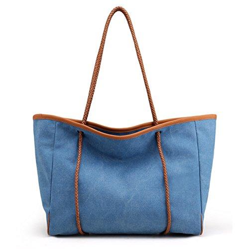 Sra.. Bolso de la lona,Protección del medio ambiente bolsas de tela Bolso Hobo bolsas de hombro para las mujeres-C C