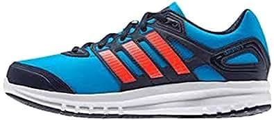 adidas Duramo 6 Syn K - Zapatillas para hombre, color azul / rojo / blanco, talla 38
