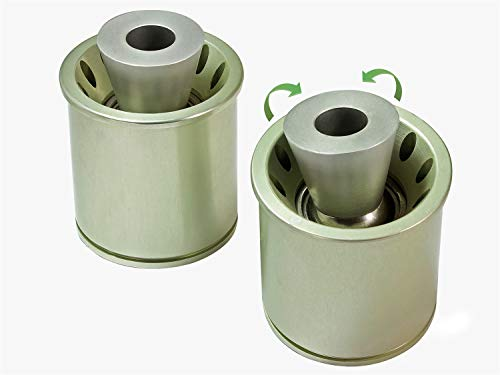 aFe Power 460-401003-A PFADT Series Solid Spherical Aluminum Frame Control Arm Bearing ()