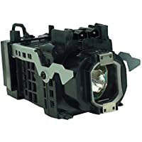 QueenYii XL-2400 Compatible Lamp for SONY KDF 55E2000 Projector Lamp with Housing