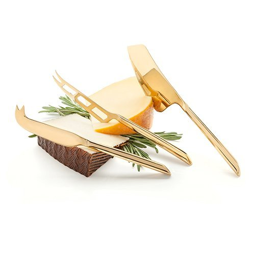 Gold Plated Knife - 6