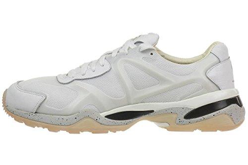 Puma MCQ Run Lo by Alexander McQueen Mens Sneaker White