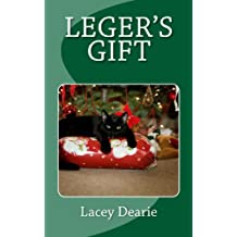Leger's Gift (The Leger Cat Sleuth Mysteries Series Book 5)