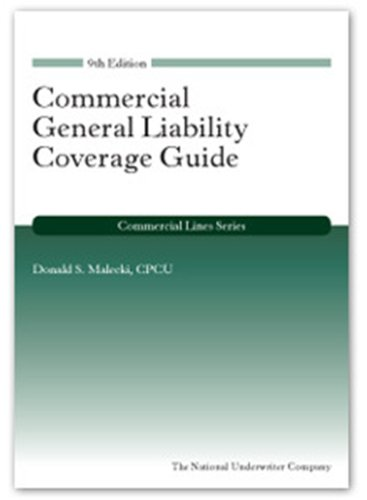 Commercial General Liability Coverage Guide (Commercial Lines)