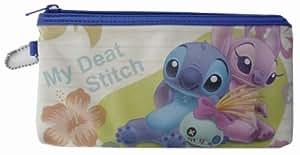 Rilakkuma (#002) pencil & pen case, stationery bag, pouch for girls kids to schoo