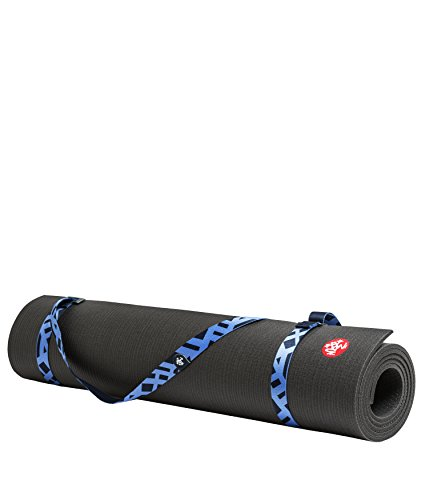 Manduka MNDK9 Go Move-Clarity in Chaos Go Move Mat Carrier by Manduka
