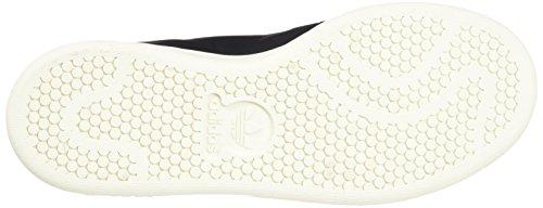 White adidas Nero Collo Black Black Stan Core Basso a Smith Core Footwear Sneaker Donna OnRHO1