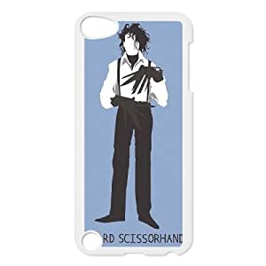 ZOEHOME Phone Case Of love movie Edward Scissorhands ,Hard Case !Slim and Light weight and won't fade, Scratch proof and Water proof.Compatible with All Carriers Allows access to all buttons and ports. for iPod Touch 5