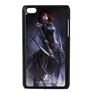Avengers Age Of Ultron iPod Touch 4 Case Black yyfabb-105418