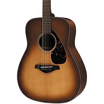 yamaha fg700s folk acoustic guitar sand burst
