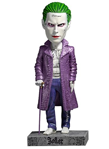 NECA Suicide Squad Movie Head Knocker Joker Toy