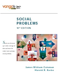 Amazon behavioral statistics in action 9780767422758 mark social problems vangobooks 10th edition fandeluxe Image collections