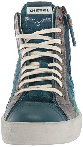 Diesel Men's D-Velows D-String Plus Sneaker Blue (Legion Blue/Jelly Bean) shop for cheap online shop offer sale online uYNIR3BDIm