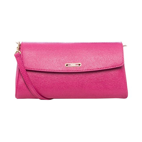Fendi-Crayons-Small-SaffianLeather-Shoulder-Bag-8M0327-F09-F0PXB-Fuchsia-Pink
