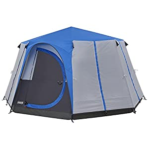 Coleman Octagon Tent – 8 Person Family Tent